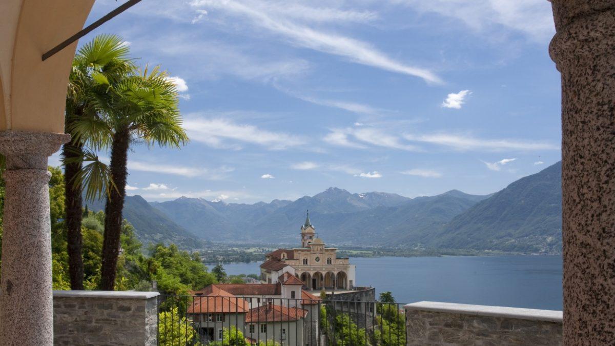 Lass uns träumen vom Lago Maggiore