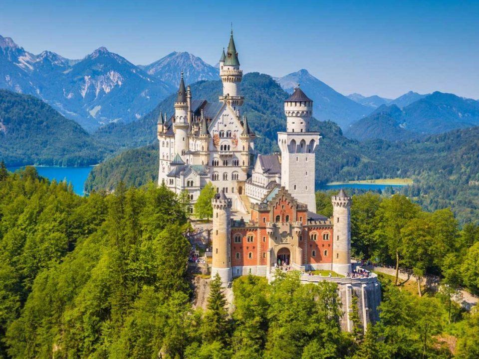 Gondelmenü und Königsschlösser im Allgäu