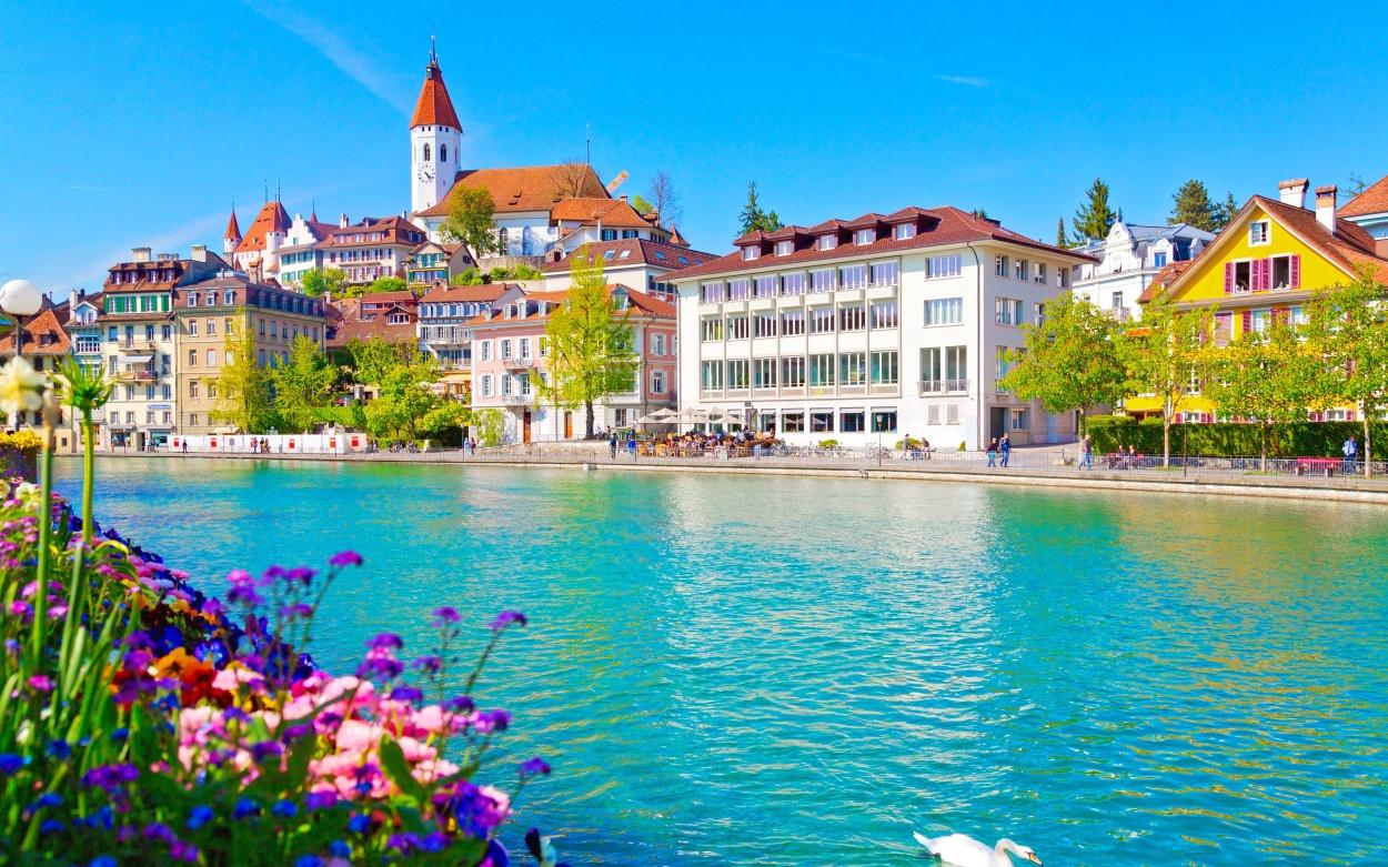 Schweizer Dampfzüge