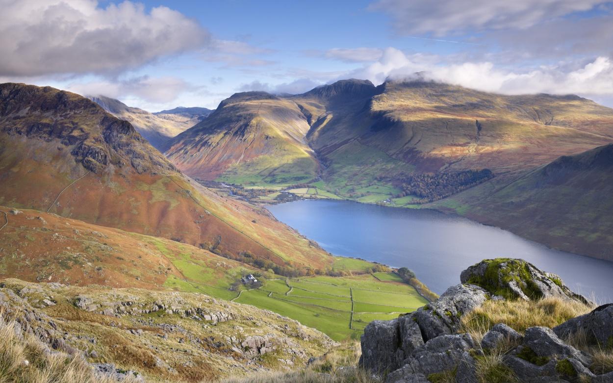 Lake District England Großbritannien