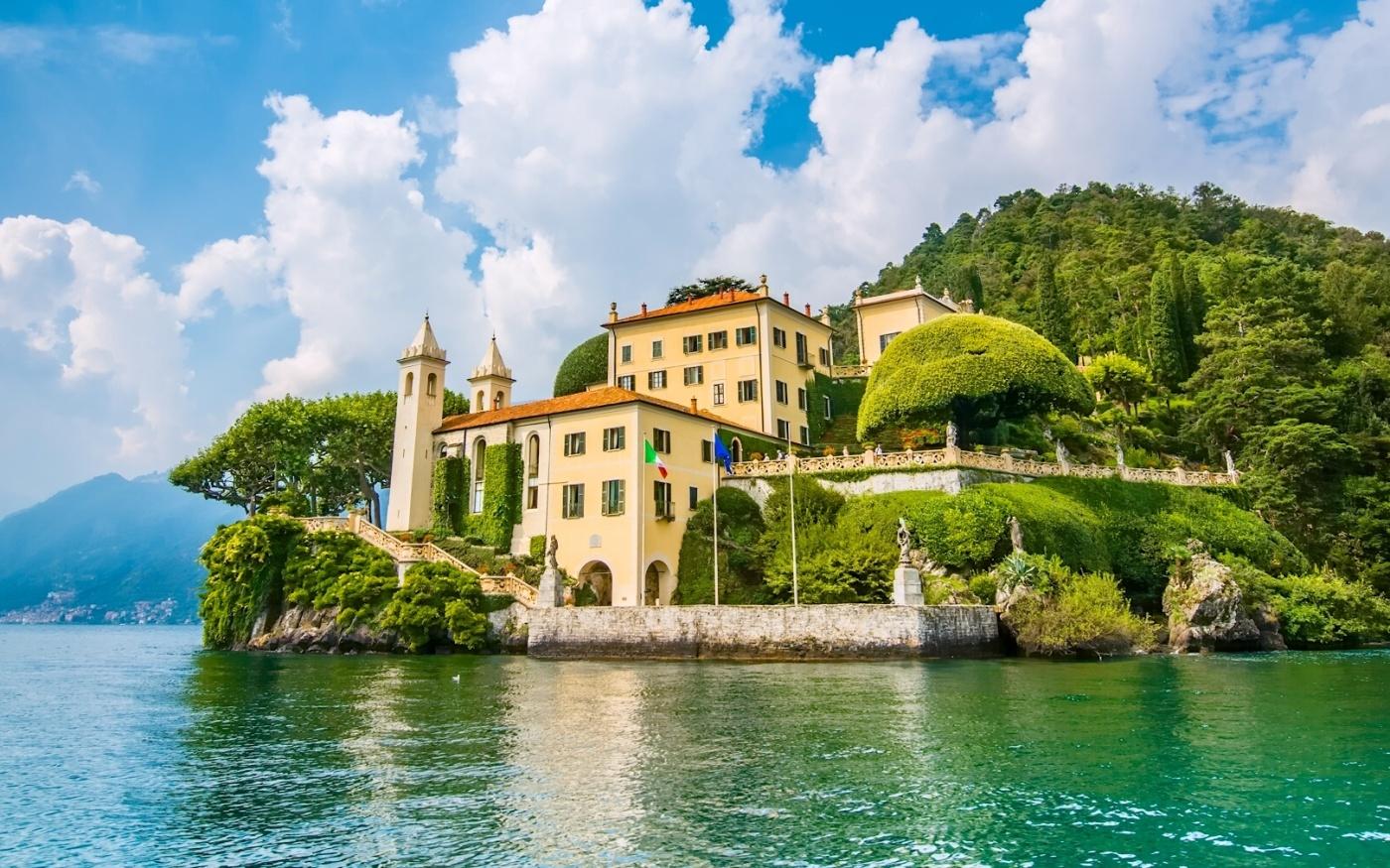 oberitalienischen Seen