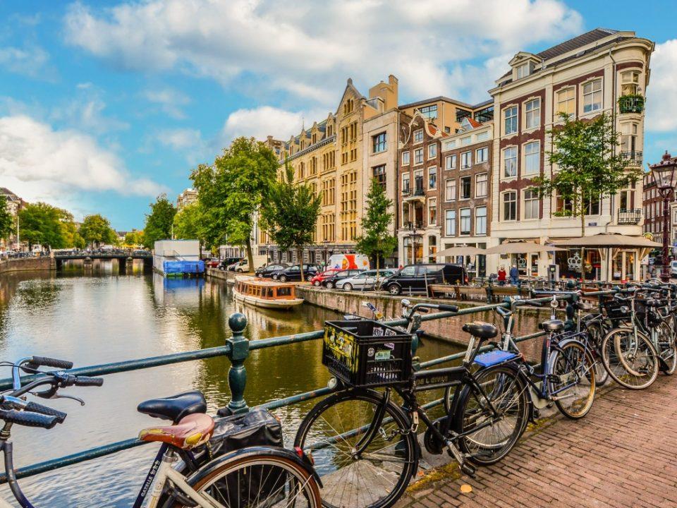 Westeuropa par excellence - Amsterdam, Brüssel, London und Paris