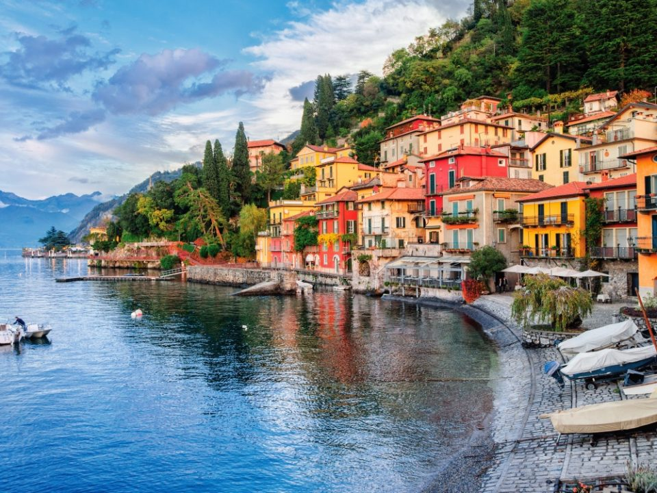 Die oberitalienischen Seen