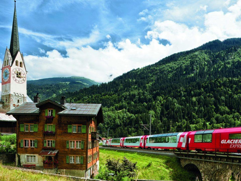 Die Schweiz wie aus dem Bilderbuch