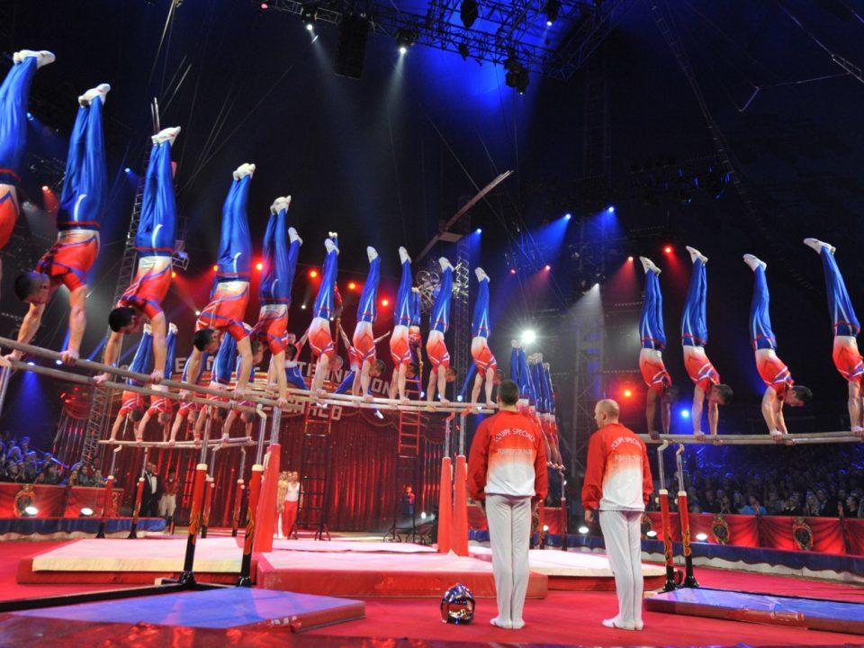 Auf zum weltberühmten Zirkus-Festival Monte Carlo