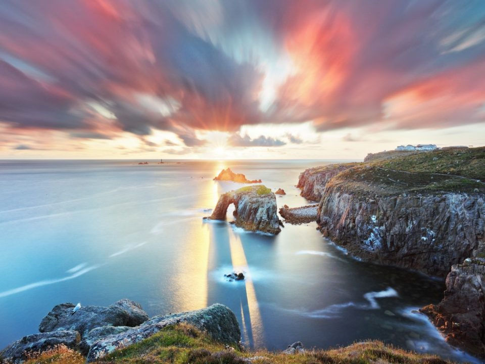 Auf zur Blumeninsel Isle of Wight