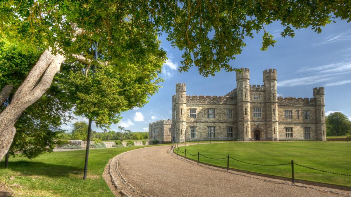 Mit den Queens zu den schönsten Gärten und Schlösser von Kent