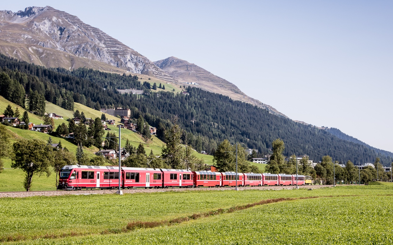 Bernina Express RhB
