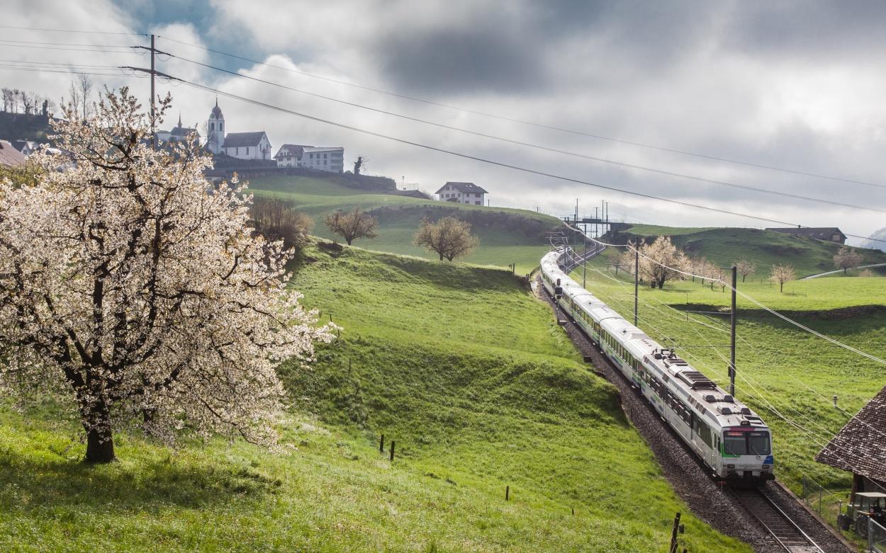 SVoralpen Express SOB Schweiz