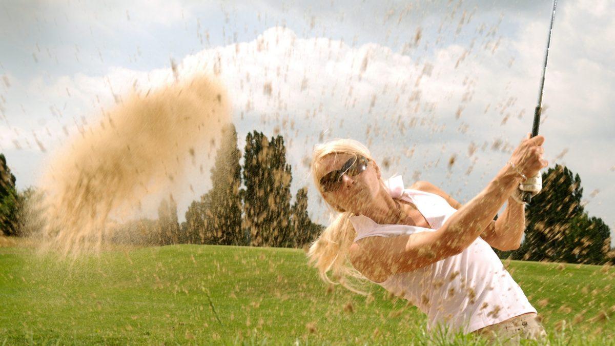 Golfspielen in England und die Queen Mary 2