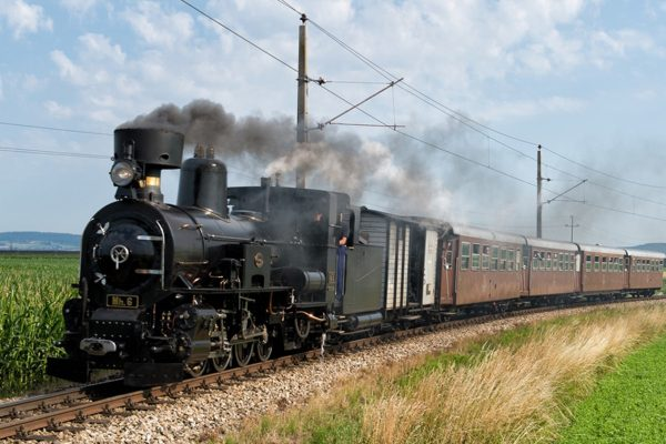 Mariazellerbahn-steam-train