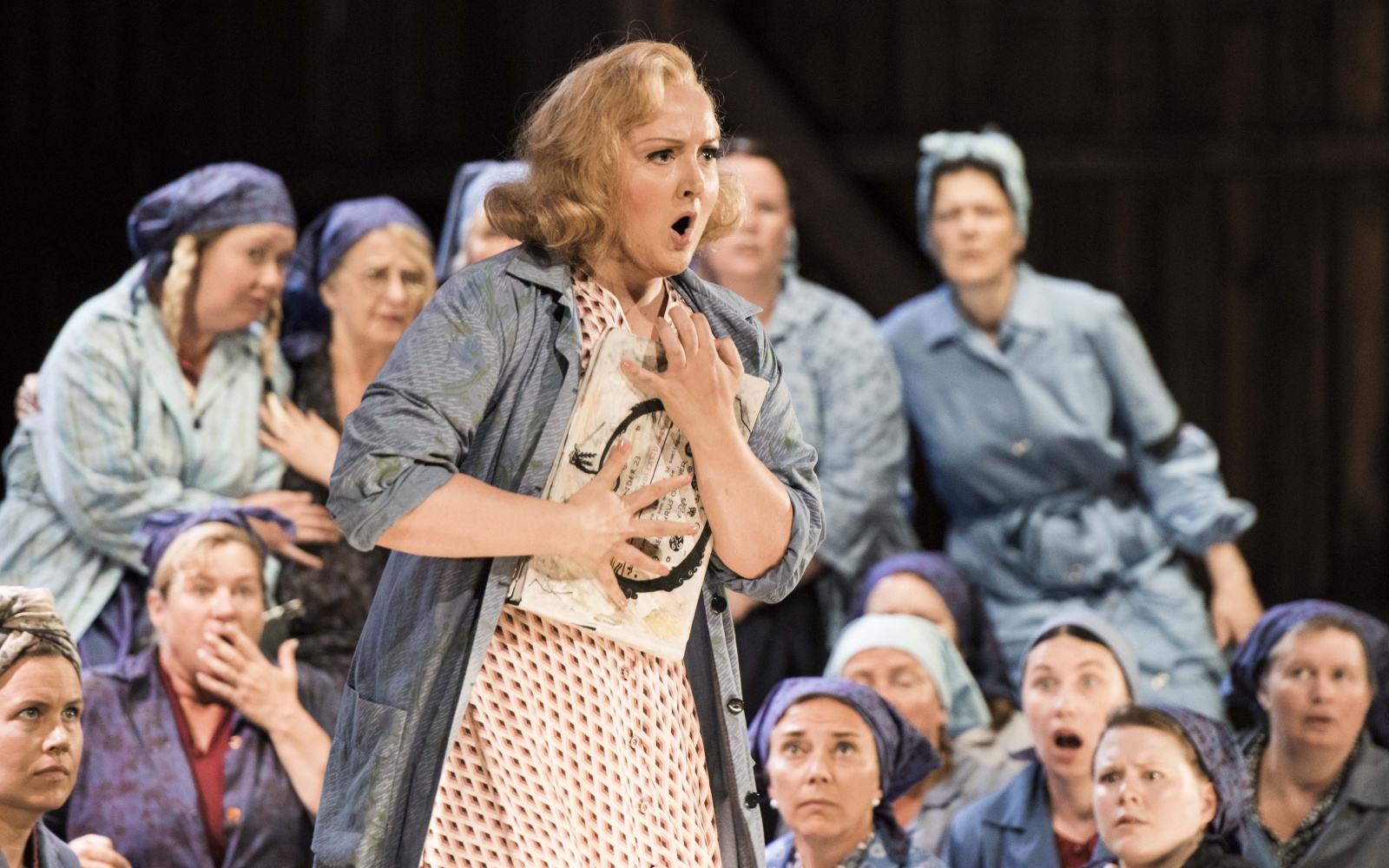 Oper Stockholm Skaret
