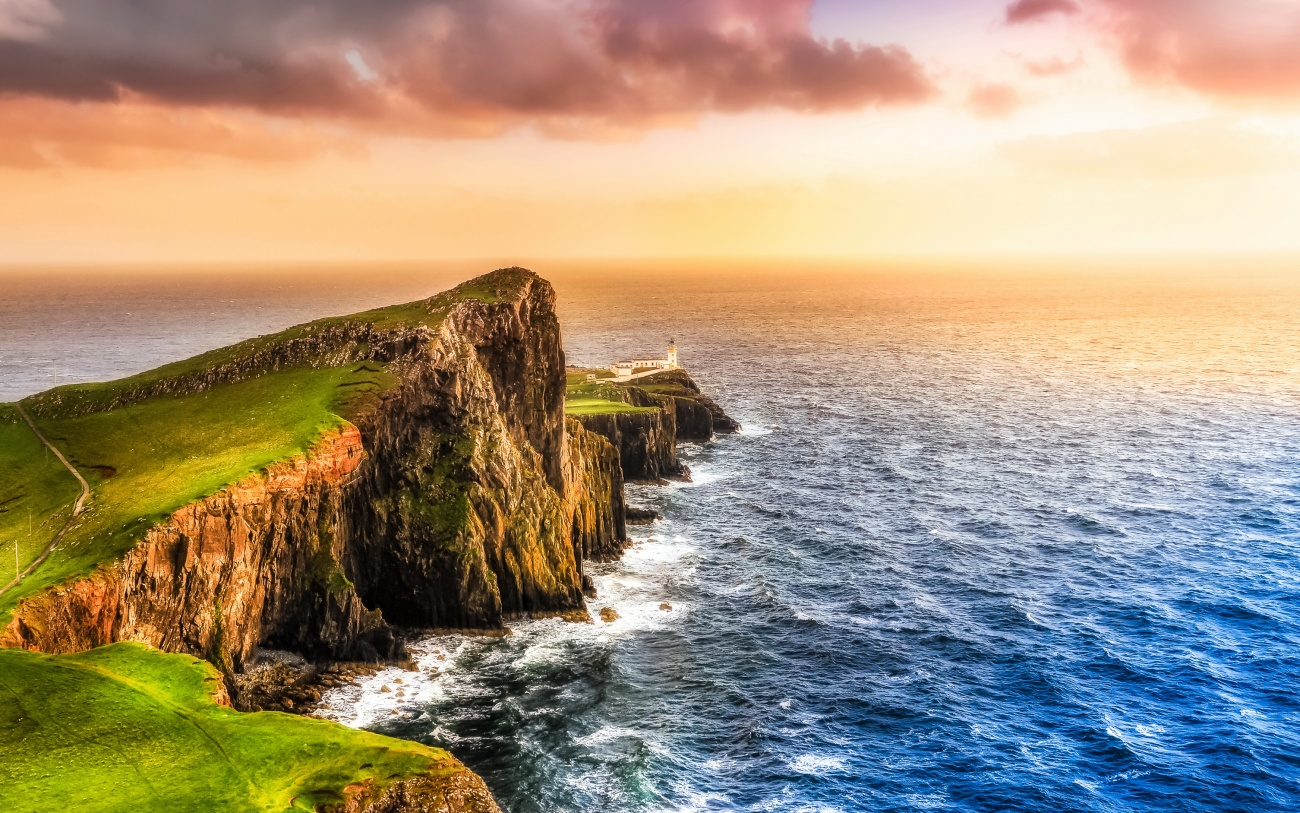 Golfspielen Queen Mary 2