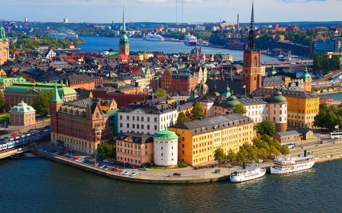 Opern Stockholm