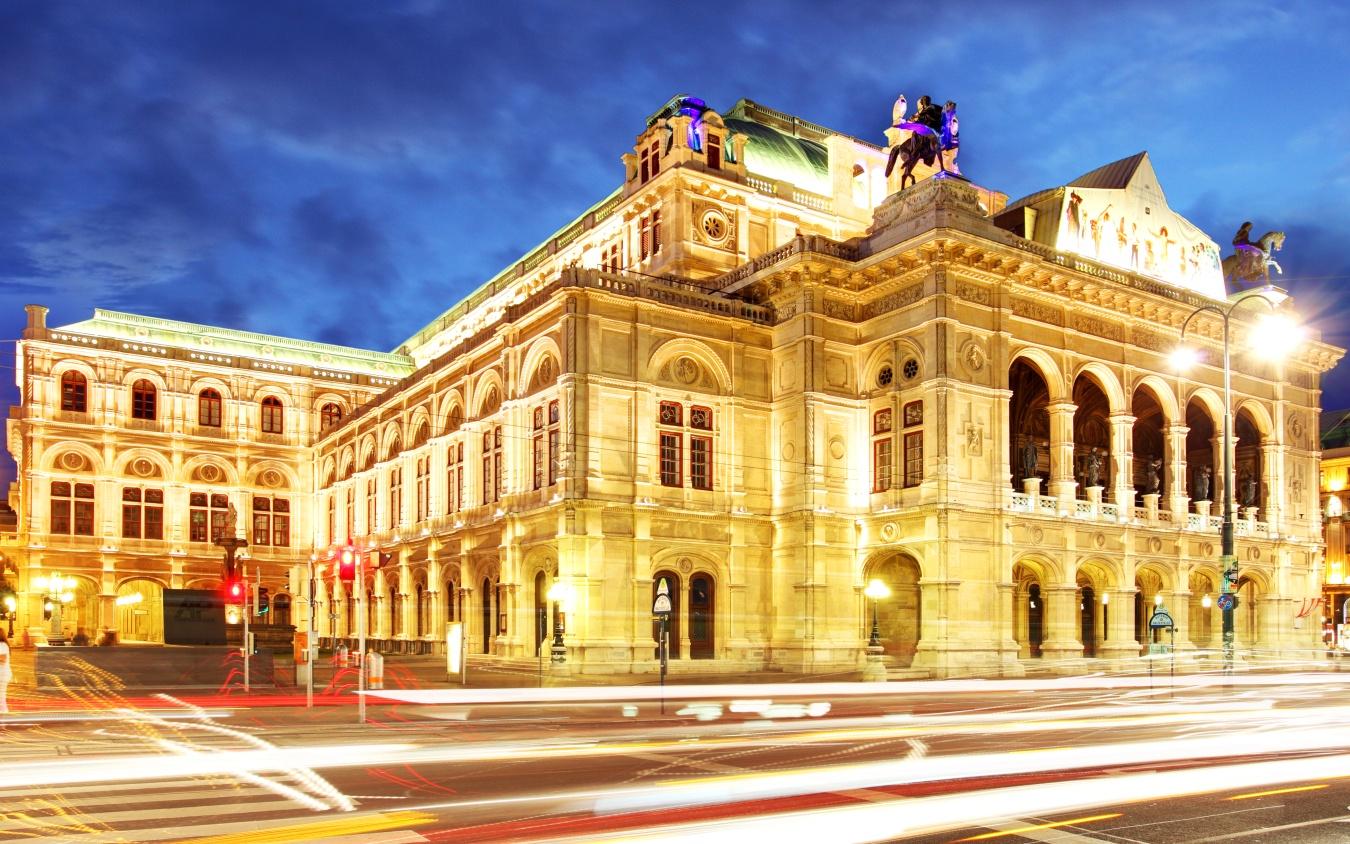 Johann Strauß Wien Oper Walzer Österreich