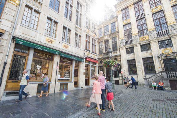 Flandern: Das Mittelalter genießen