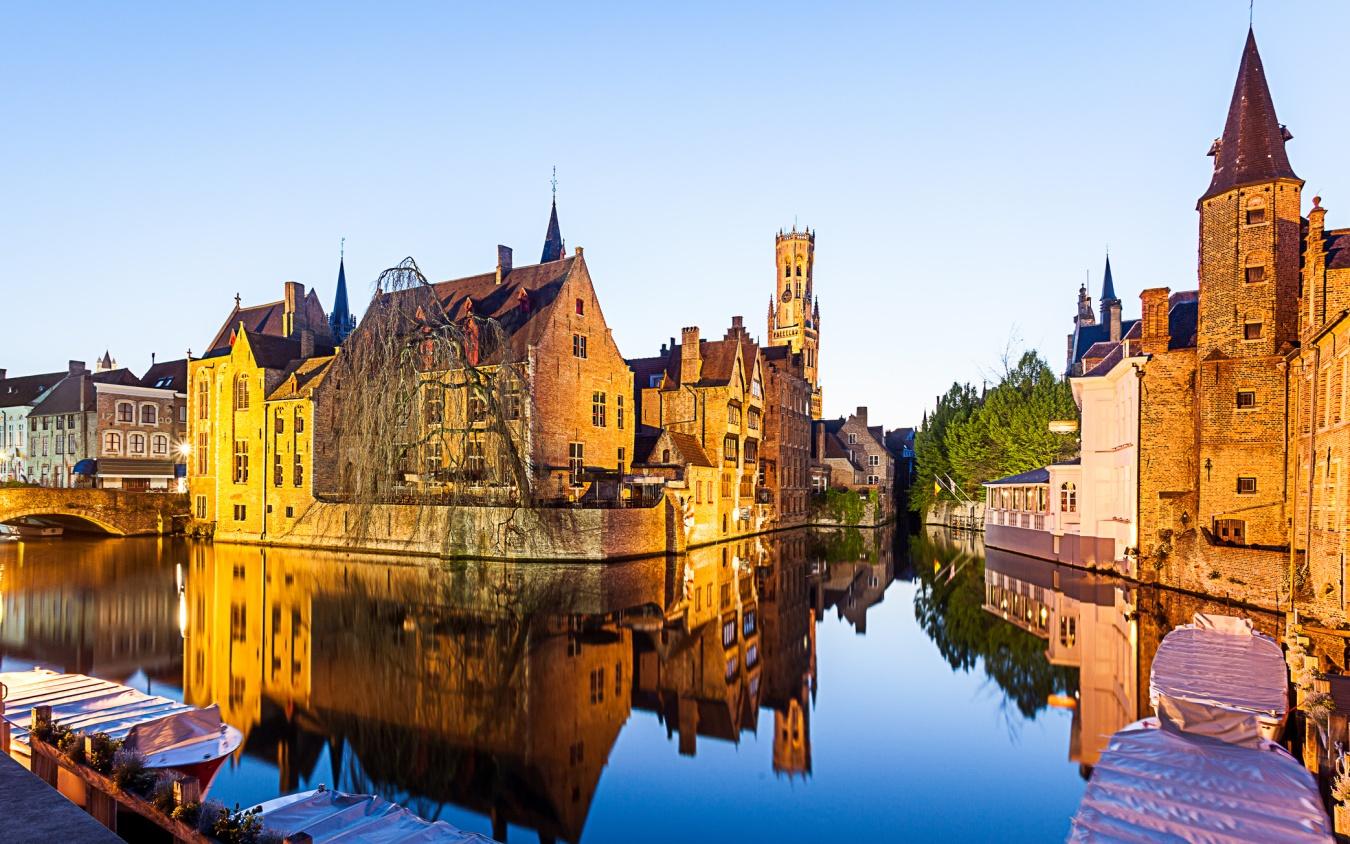Flandern: Das Mittelalter erleben