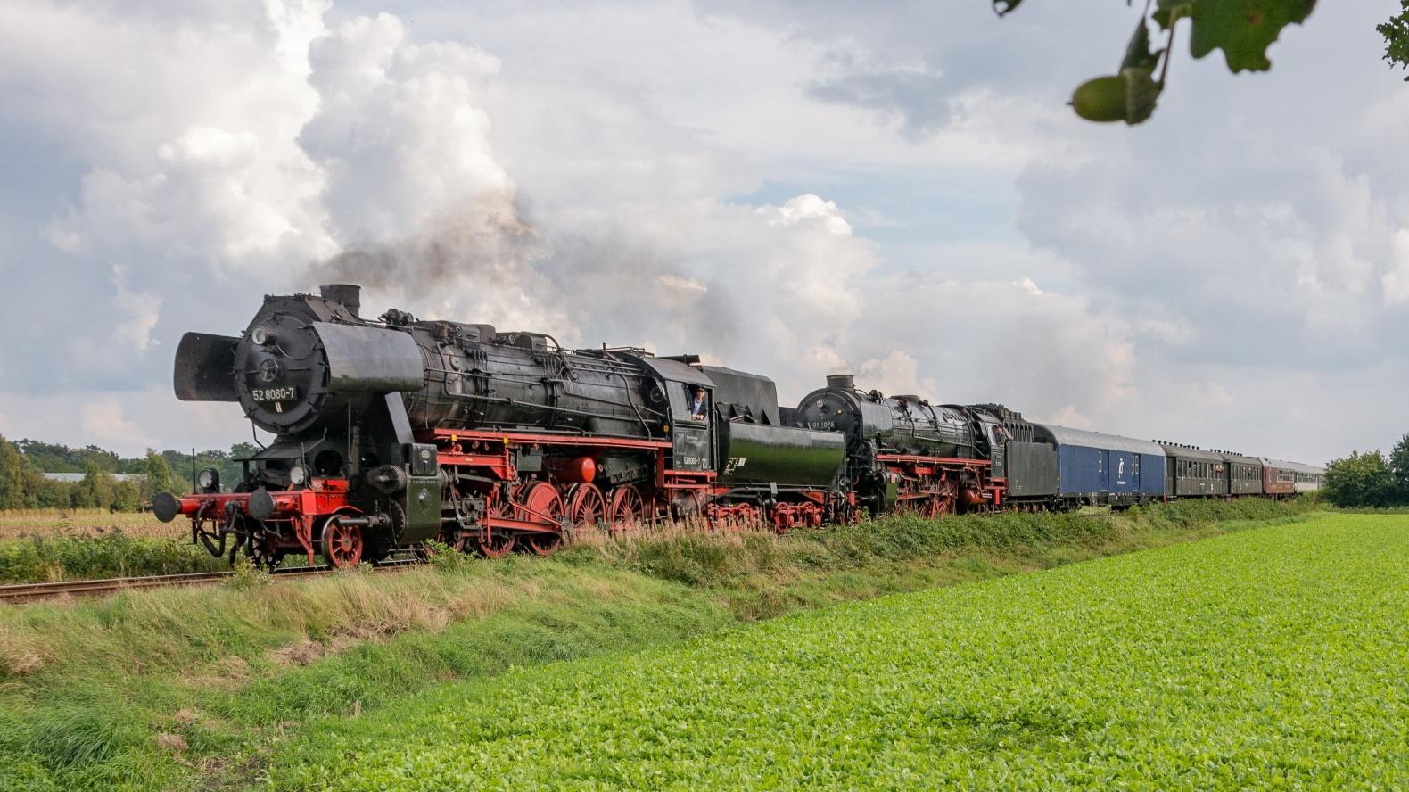 Nostalgie Erlebnis Dampfzüge Holland