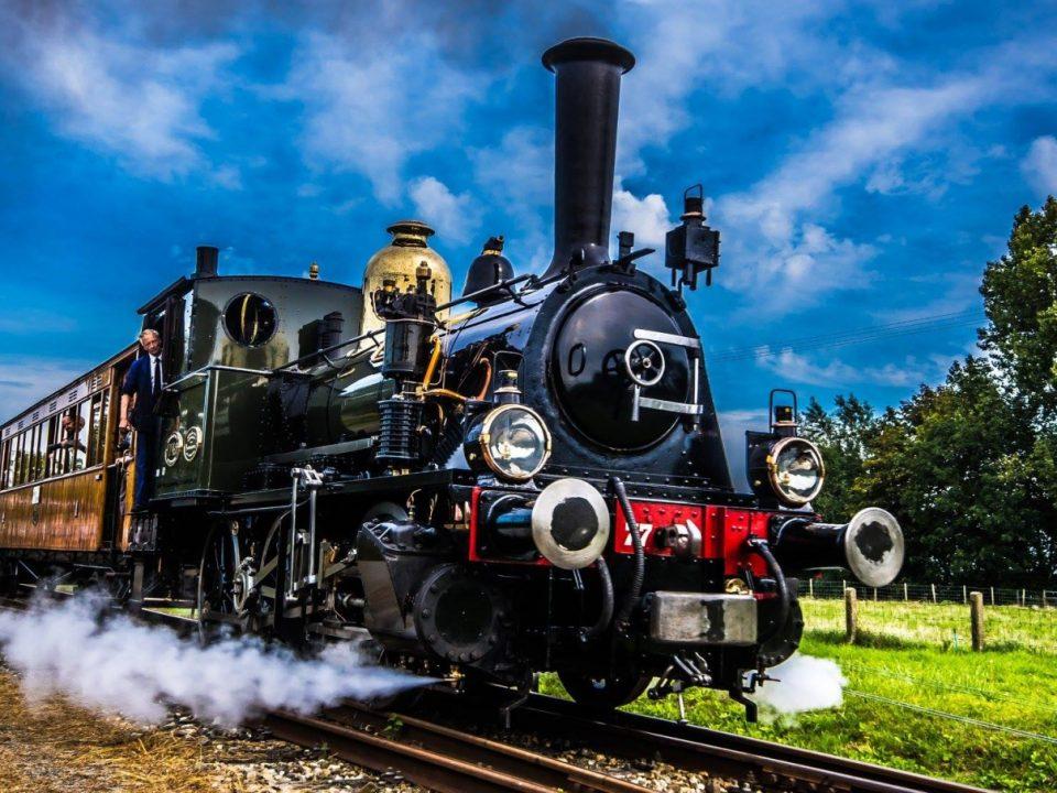 Dampfzüge Niederlande Nostalgie Erlebnis