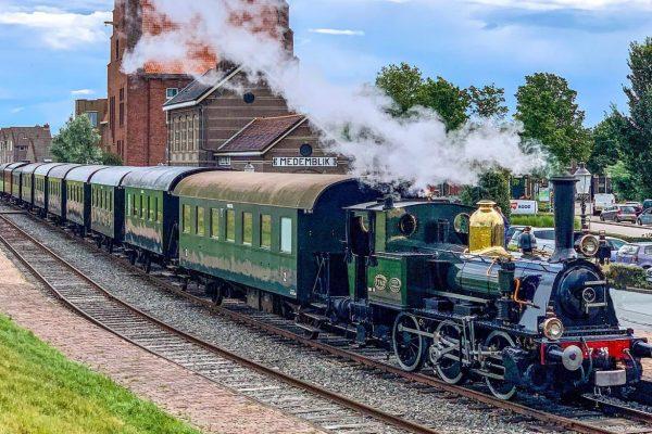 Bahnreisen zugreisen Nostalgie Volldampf bahnreisen Zugreisen Dampfzug Nostalgiezug
