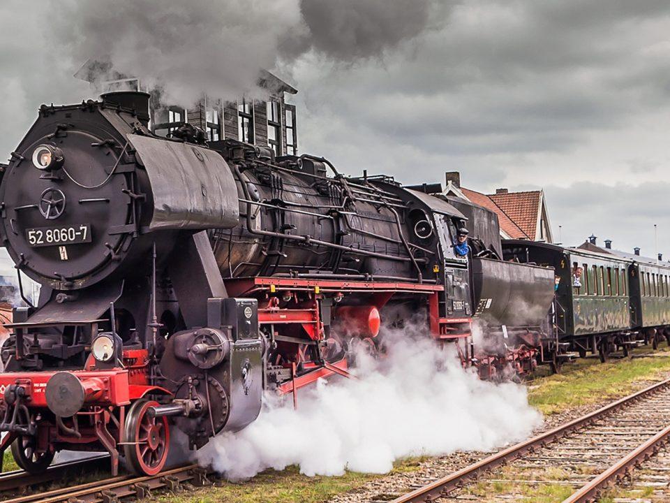 Dampfzüge in Holland - Tipps