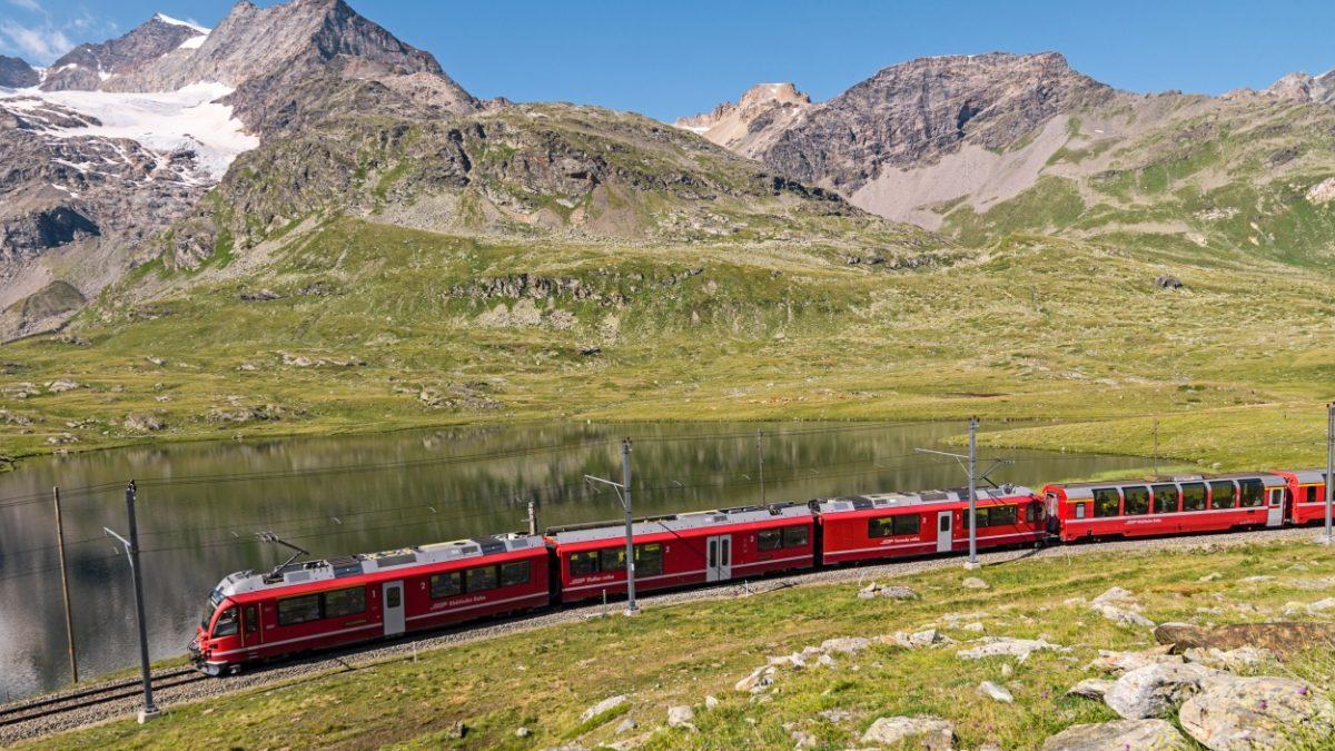 Bernina Express Schweiz Ausflüge
