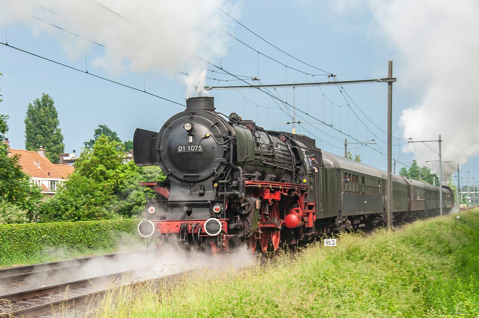 Dampfzug Dampflokomotive Nostalgie Eisenbahn