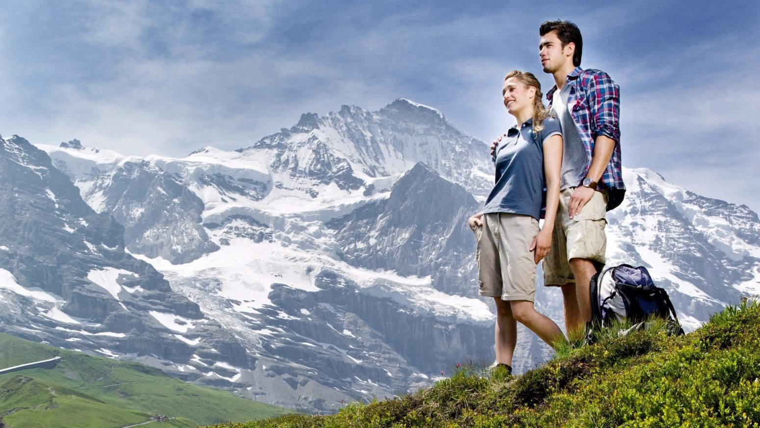 Schweiz Berner Oberland Zentralschweiz