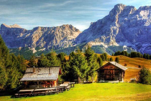Zentralschweiz Furkapass Wallis Schweiz
