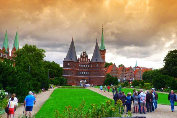 Lübeck Oslo Color Line