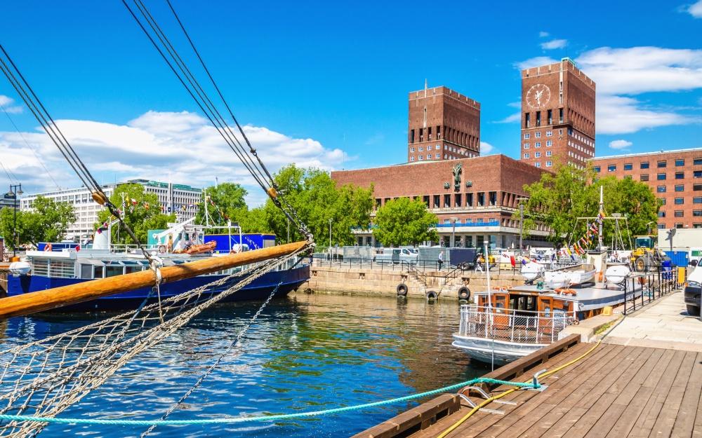 Hamburg Lübeck Oslo Color Line