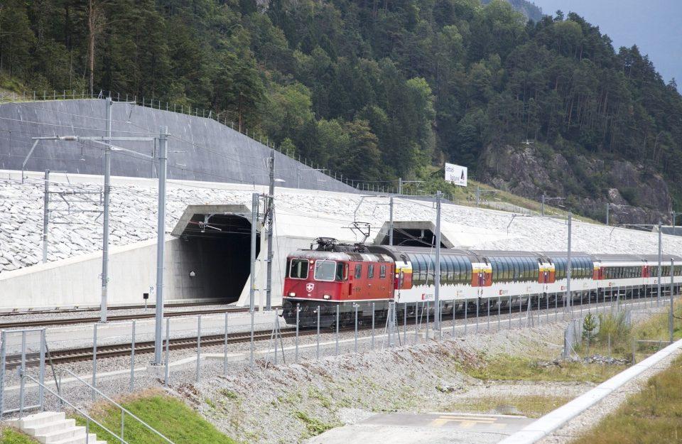 Neue Eisenbahn-Alpentransversale NEAT