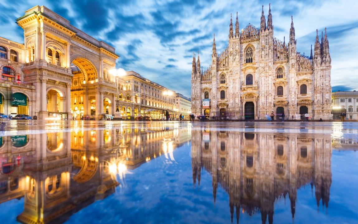 Mailand Milano Italien NEAT