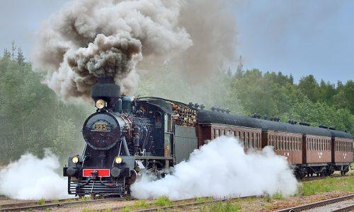 Nostalgic Nostalgie Dampflokomotive Dampfzug Reisen