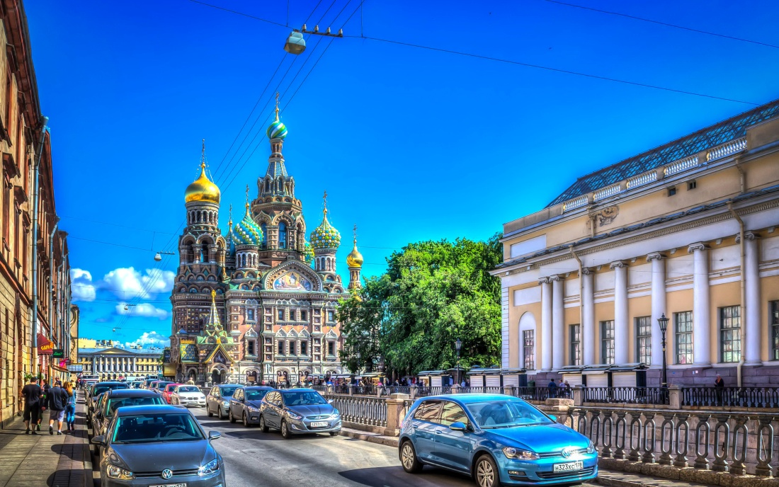 Sankt Petersburg Dampfzugfahrt Dampflokomotive historischer Zug Eisenbahnmuseum