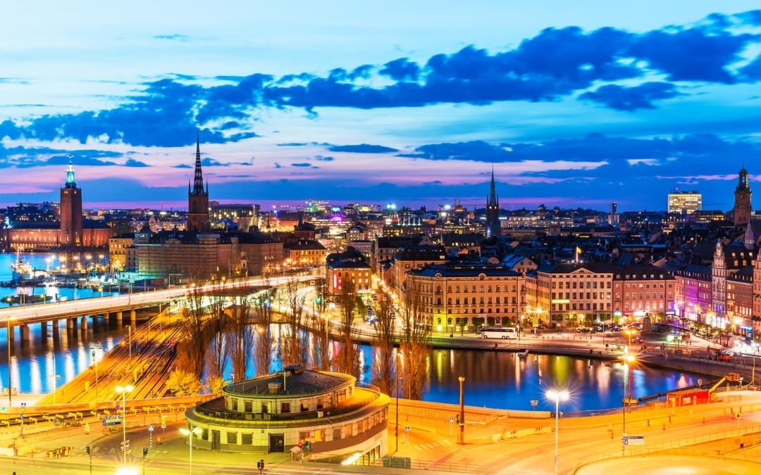 Stockholm Göteborg Schweden