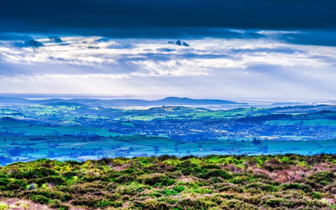 Cumbria Yorkshire