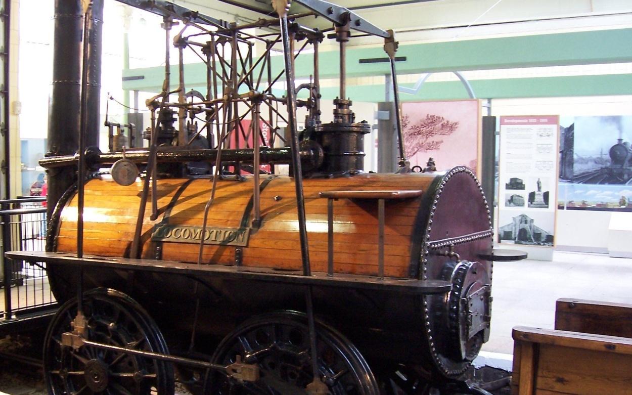 Locomotion NBr 1 Großbritannien George Stephenson