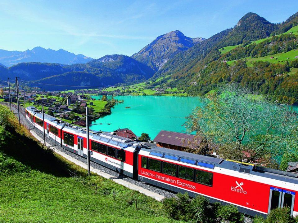 zentralbahn Schweiz