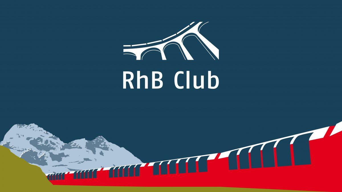 Rhätische Bahn Bernina Express Schweiz Club