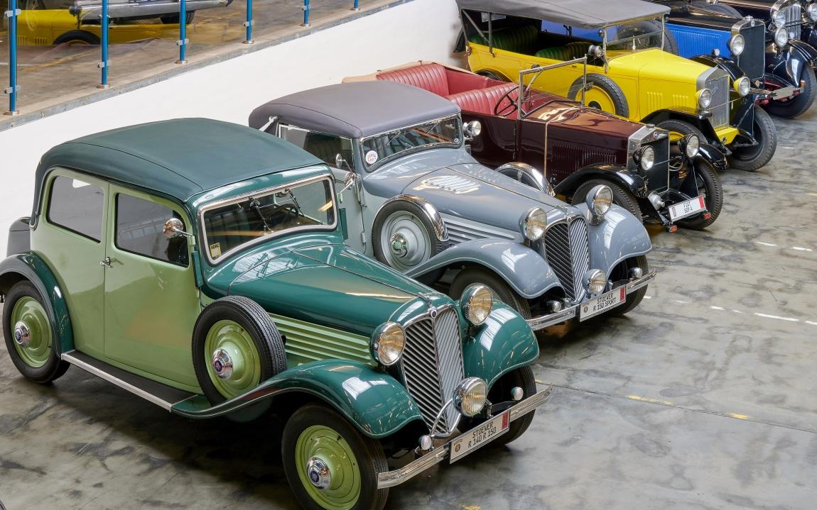 Nostalgie Oldtimer Autos Einbeck PS SpeicherDampf Eisenbahn