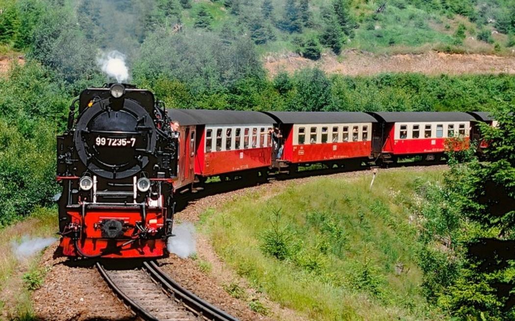 Nostalgie Deutschland Harzer Schmalspurbahnen