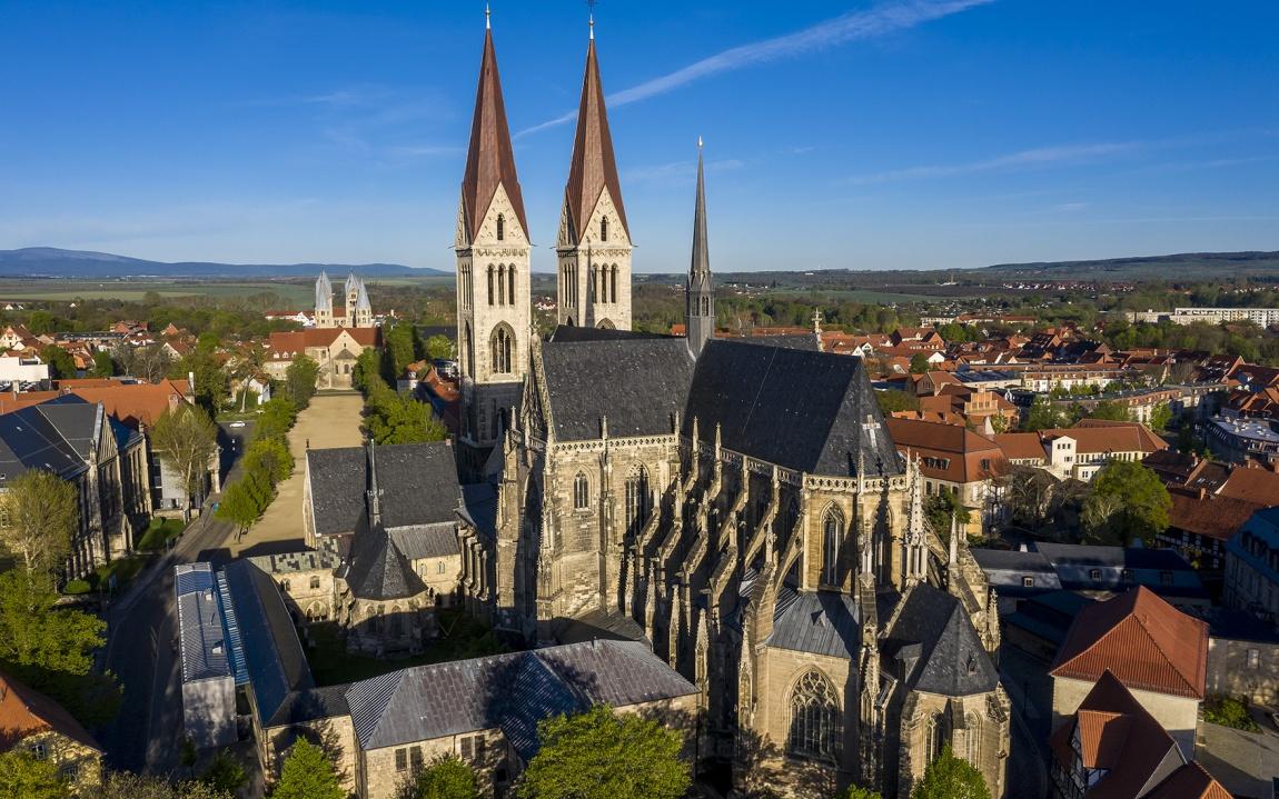 Halberstadt Dom Sachsen-Anhalt