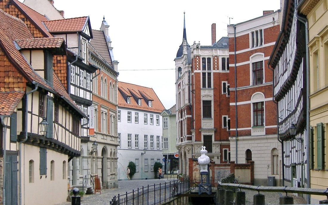 Nostalgie Quedlinburg Hansestadt Fachwerkstadt Idylle UNESCO