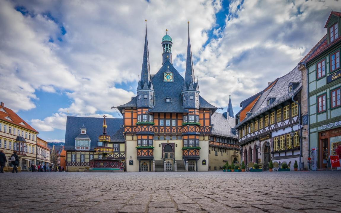 Wernigerrode Harz