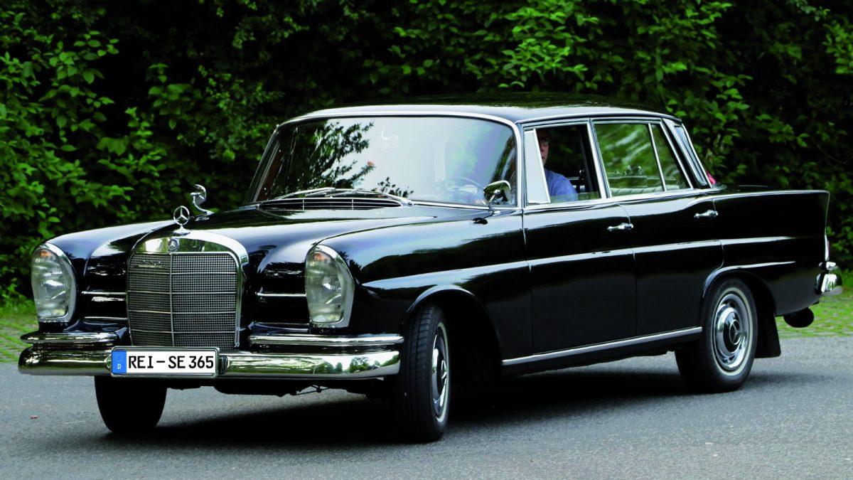 Oldtimer Mercedes altes Auto