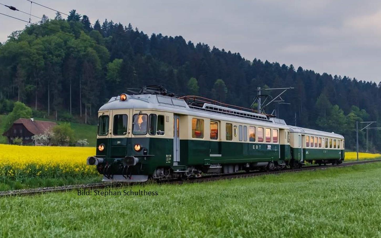 Classic Pendelzug Mirage Schweiz