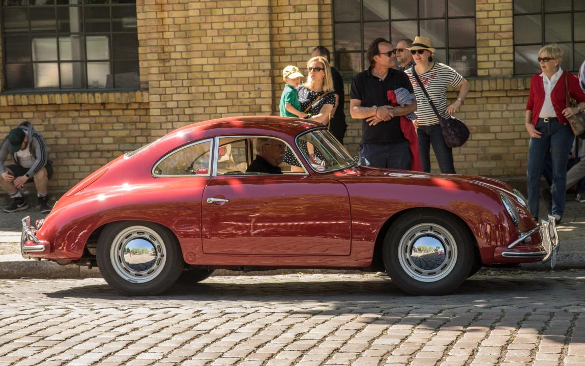Oldtimer Porsche Classic Clubs