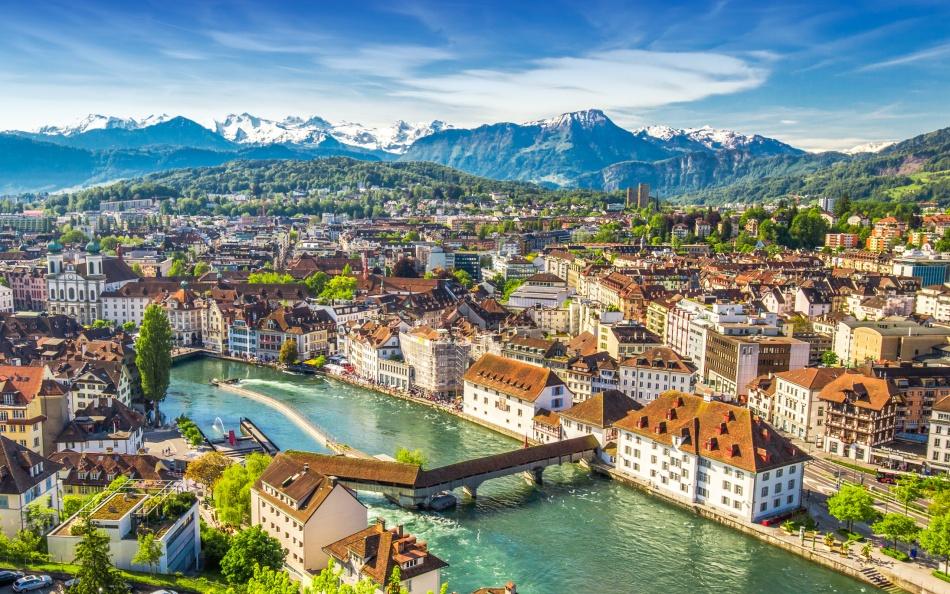 Luzern Vierwaldstätter See